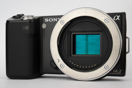 Sony NEX-5 Body