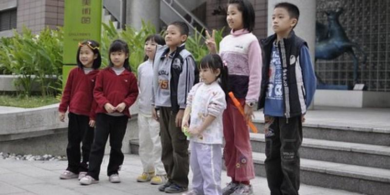 高雄兒美館:和小朋友一起「觸覺、野獸、來運動」(6.6ys)