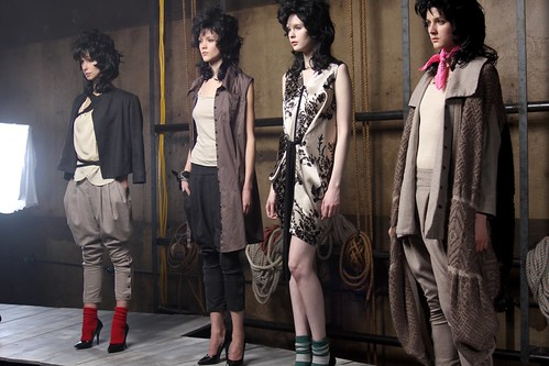Gary Graham: F/W '11 Sneak Peek