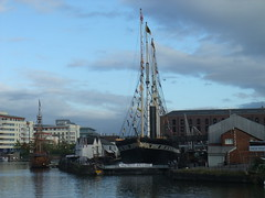 Bristol - Brunel's ss Great Britain (3)