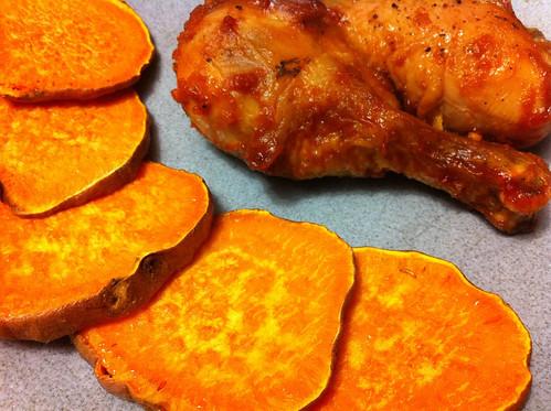 Gluten-free BBQ Chicken