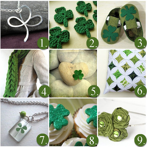 Wednesday Inspiration- St. Patrick's Day