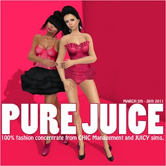Pure Juice Poster