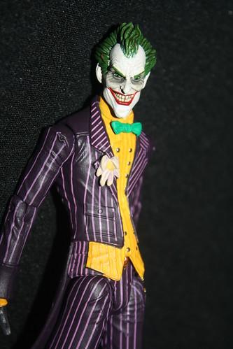 Arkham Asylum- Joker