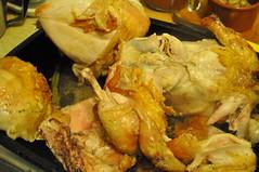 Chicken - stripping meat