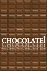 Chocolate. (cc) Patrick Hoesly en flickr