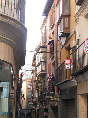 A Toledo street