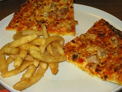 Pizza & Fries