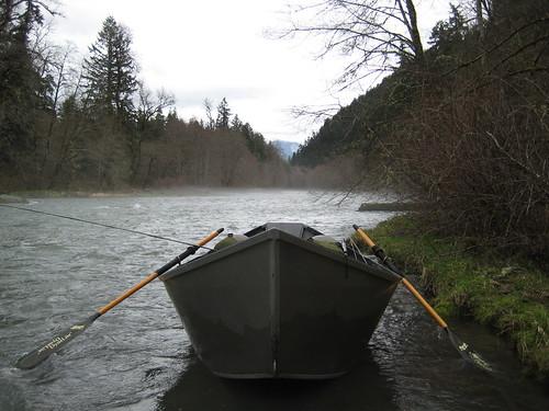 MFW Scenery, Driftboat