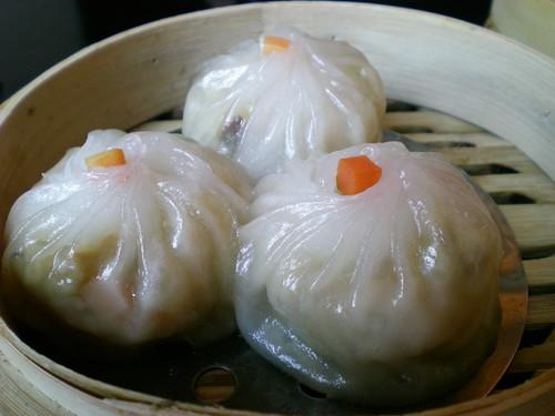 Mitsu - meat dumplings