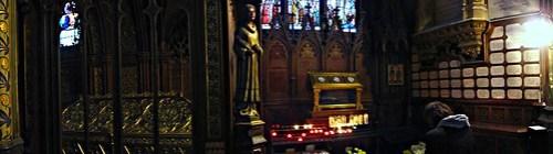 Paris: Tomba di St. Genevieve, St. Etienne du Mont