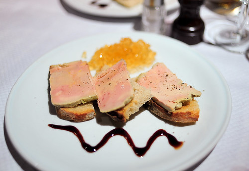 Terrine of Foie Gras