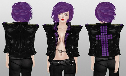 Jem Jacket by Ladies who Lunch (variations)