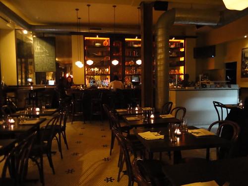 Adsum Restaurant