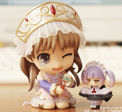 Nendoroid Totori and her homunculus, Chimu-chan