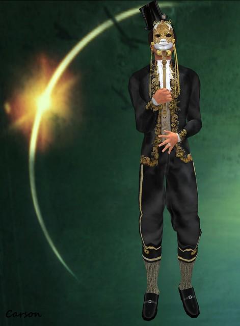 Rag Dollz La Masquerade de Steampunk