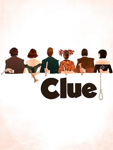 Reelizer Clue by Kevin Wada Movie Poster