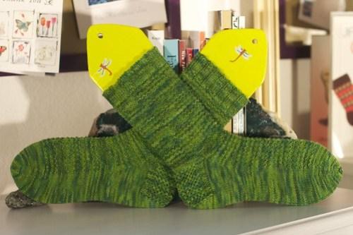 Ringwood Forest Socks