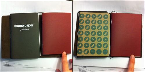 Midori Traveler's Notebook - Passport size (2/5)