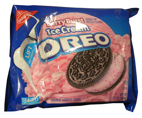 Berry Burst Ice Cream Oreo
