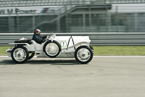 Historic Paddock reopening at the Nürburgring