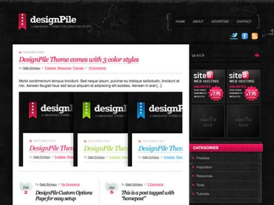 5596286665 e3d4eea910 20 Tema Premium Gratis WordPress