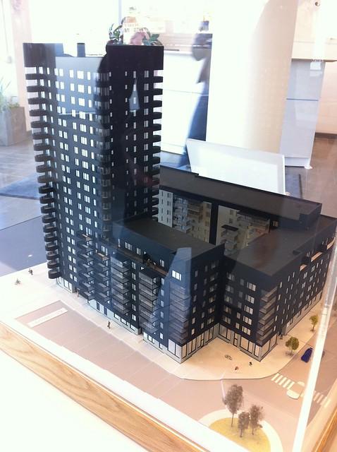 Kajen 4, 21-våningshus på liljeholmskajen