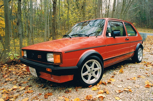 Guest contributor Nate Brown on his 1984 Volkswagen Rabbit GTI
