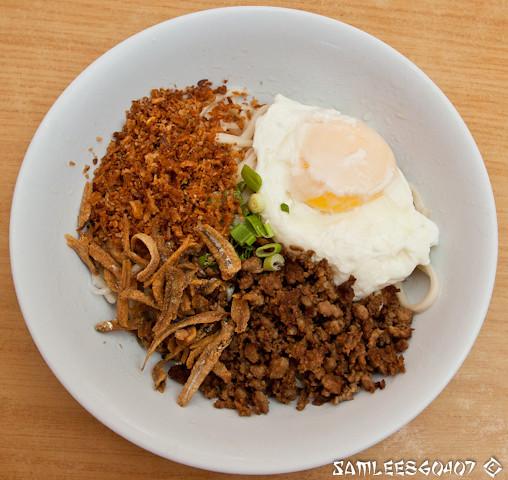 20110613 Super Kitchen Chili Pan Mee @ Kuala Lumpur
