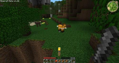 Minecraft - Fox