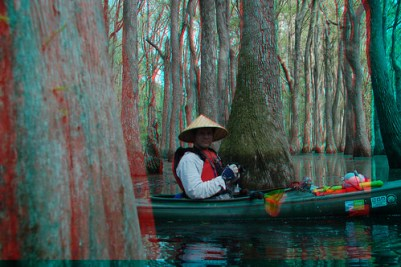 Matt Ebenezer Creek CR Anaglyph