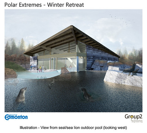 Polar Extremes Rendering