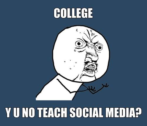 y u no social media