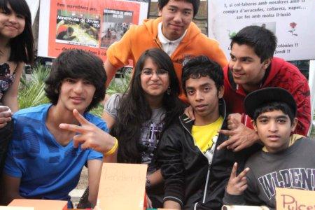 IMG_3288 jóvenes adolescentes rambla Raval