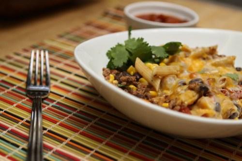 Mexican pasta