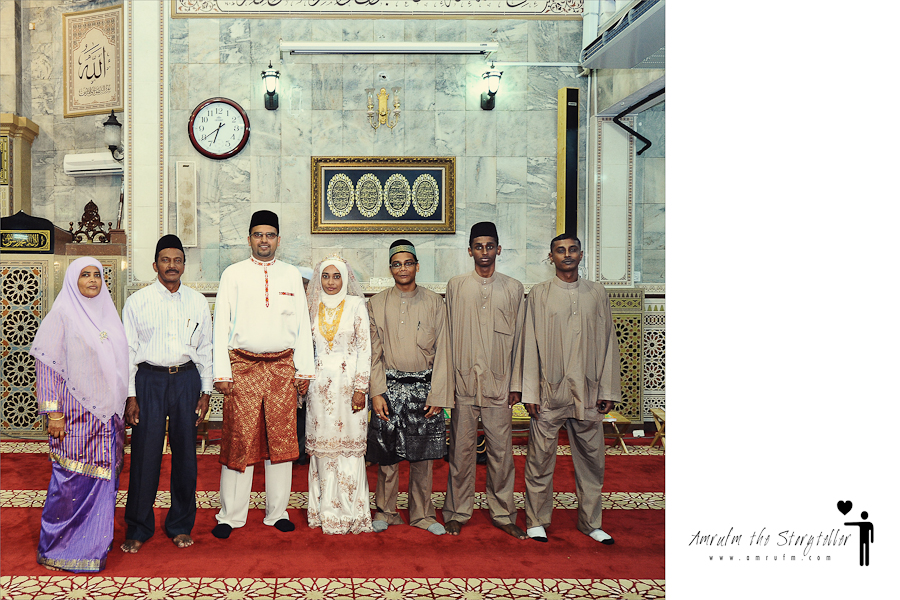 Faizal & Shafarina Nikah-10