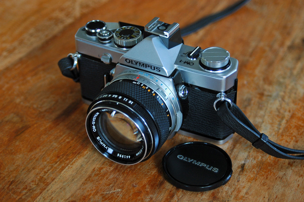 Goodbye to my OM-1 :-(