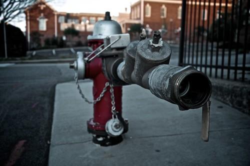 Hydrant by MatthewOsbornePhotography