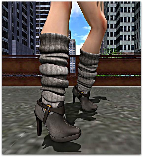 Les petit details boots!