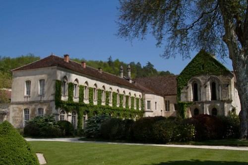 Abbaye de Fontenay 20110426-IMG_8350