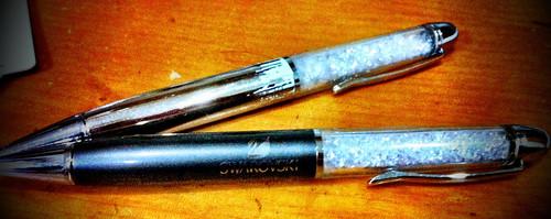 Bling pens