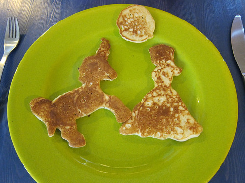 Fairytale Pancakes