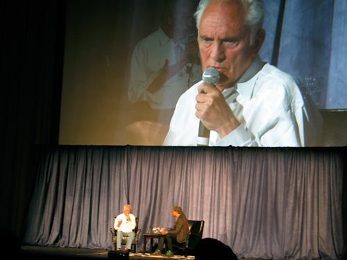 Terence Stamp 2011