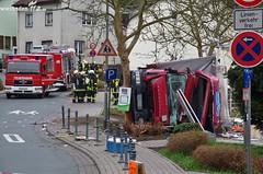 Gefahrgutunfall Bad Schwalbach 06.04.11
