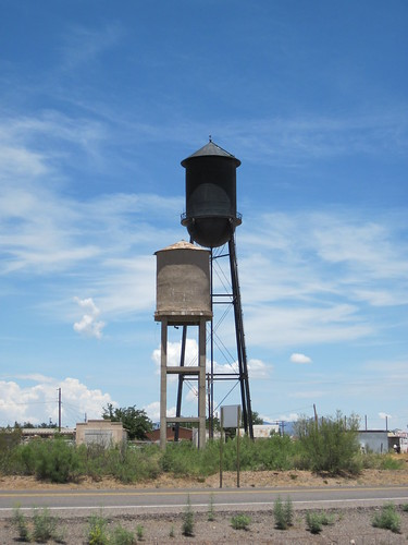 Picture from Columbus, New Mexico