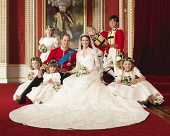 The Official Royal Wedding photographs by The British Monarchy