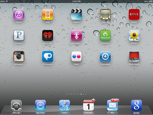 iPad 2 Screen 6