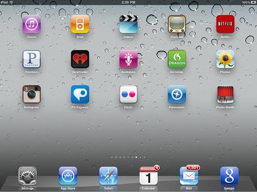 iPad 2 Screen 6