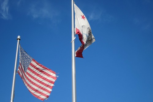2 flags