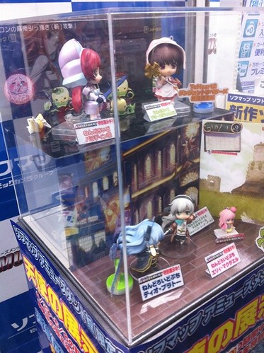 Various Nendoroid bundle from various game